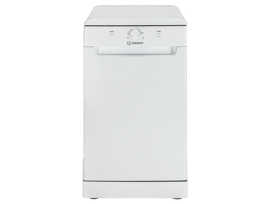Máquina de Lavar Loiça INDESIT DSFE 1B10 (10 Conjuntos - 45 cm - Branco)_8050147556436