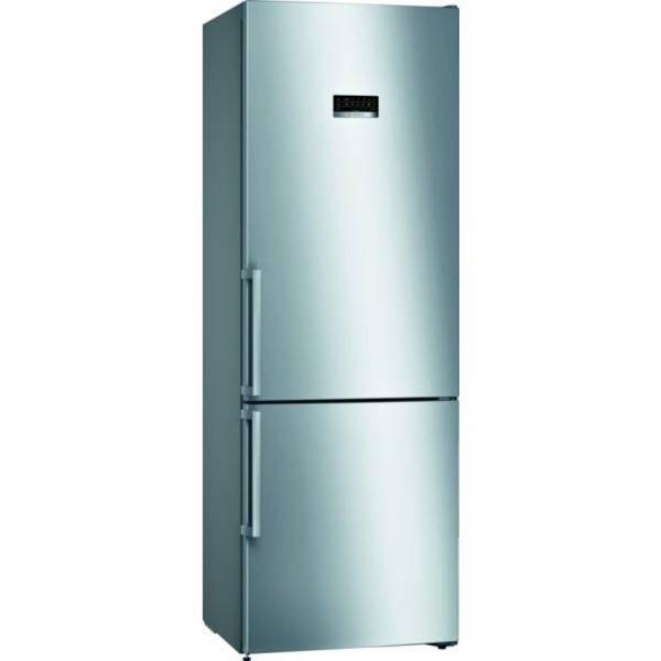 Frigorífico Combinado BOSCH KGN49XIDP (No Frost - 203 cm - 435 L - Inox)_4242005161744