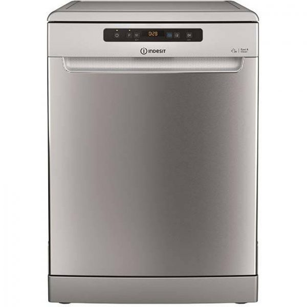 Máquina de Lavar Loiça INDESIT Push & Go DFO 3C23 A X (13 Conjuntos - 59.5 cm - Inox)_8050147589656