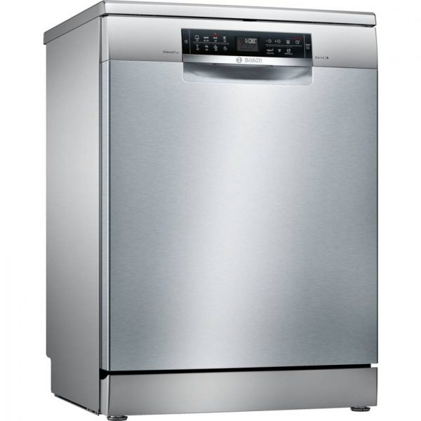 Máquina de Lavar loiça BOSCH SMS68NI09E (13 Conjuntos - 60 cm - Inox)_4242005167227
