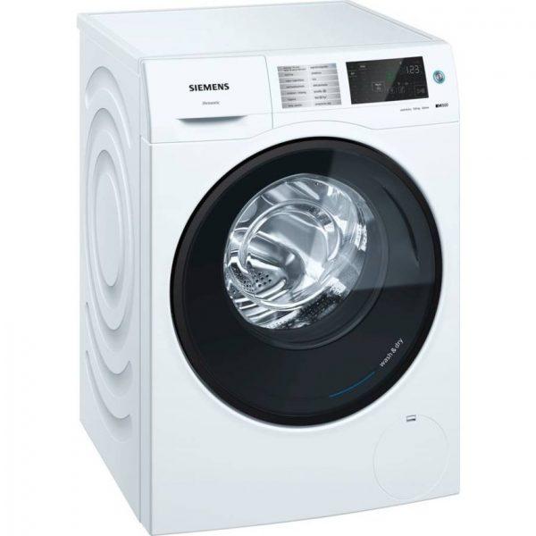 Máquina de Lavar e Secar Roupa SIEMENS WD4HU540ES (6/10 kg - 1400 rpm - Branco)_4242003850398