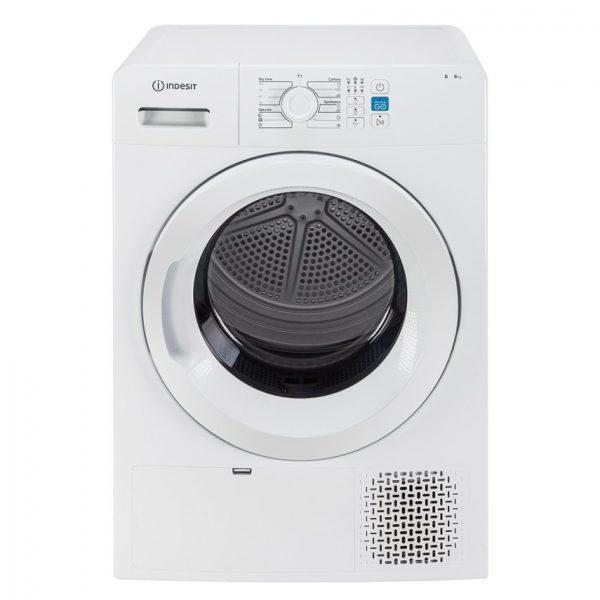Máquina de Secar Roupa INDESIT YT Push & Go CM08 8B (8 kg - Condensação - Branco)_8050147542514