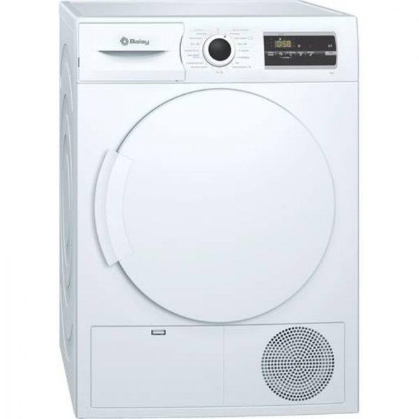 Máquina de Secar Roupa BALAY 3SC385B (8 kg - Condensação - Branco)_4242006293116
