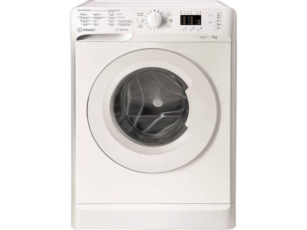 Máquina de Lavar Roupa INDESIT MTWA 71252 S WPT (7 kg - 1200 rpm - Branco)_8050147586921