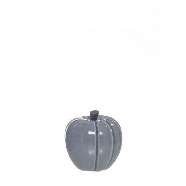 Fruto Decorativo em Cerâmica - Grey PQ