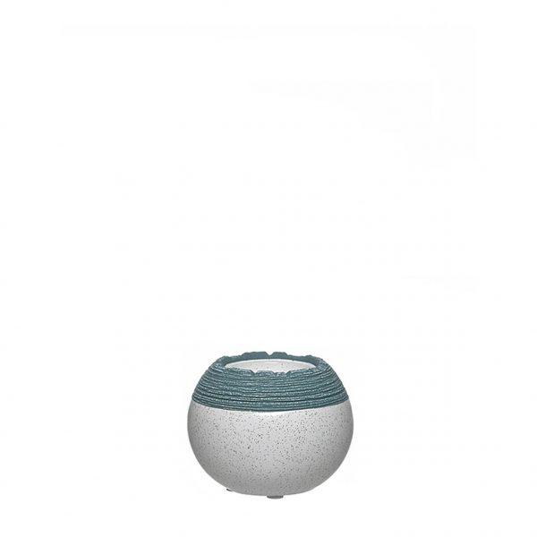 Castiçal de cerâmica Ocean