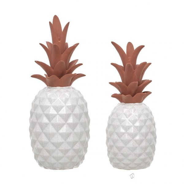 Ananás de cerâmica - Brick