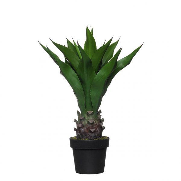 Planta artificial - Aloe 25lvs 90cm