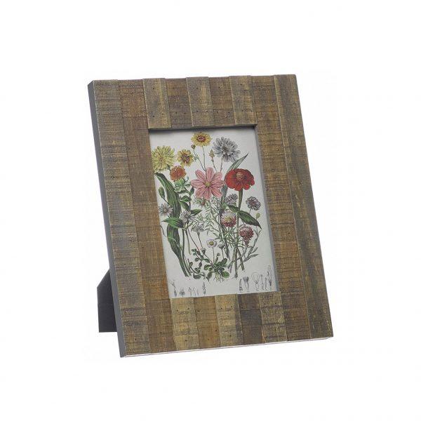 Moldura Decorativa em Madeira 13x18 cms