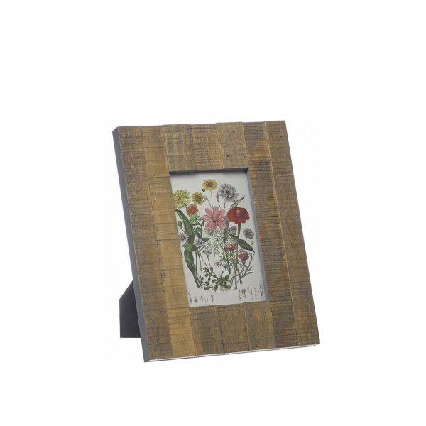 Moldura Decorativa em Madeira 10x15 cms